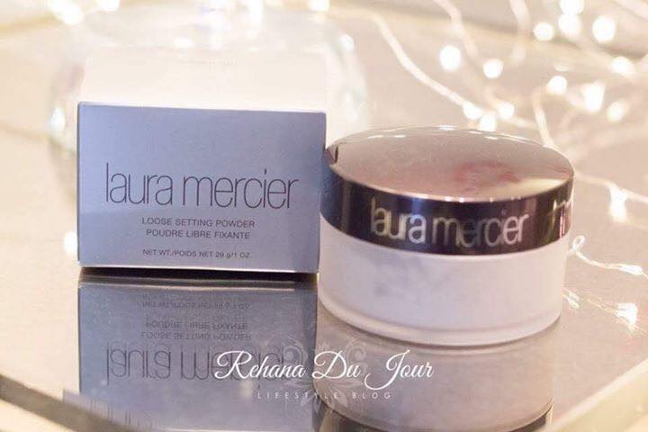 Phấn phủ  Laura mercier loose setting powder