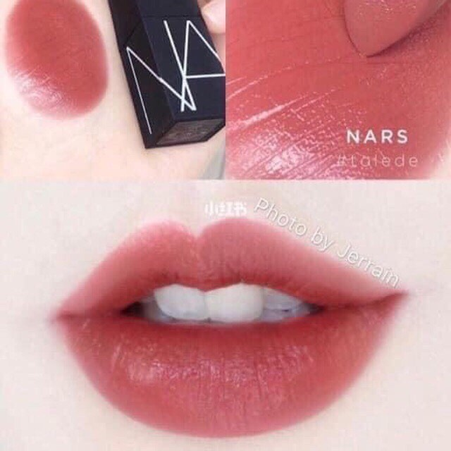 ( Bill usa ????????) son mini #nars màu tolede