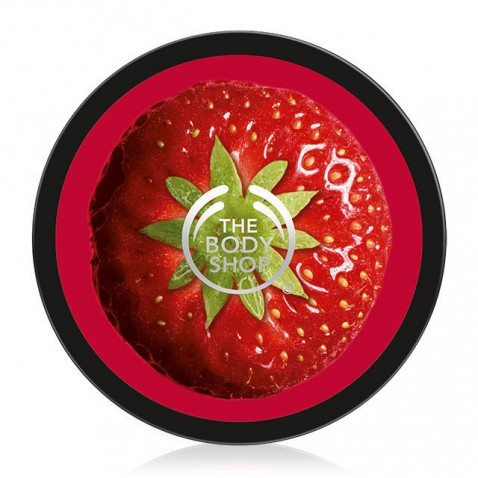 Dưỡng thể Strawberry Body Butter thebodyshop