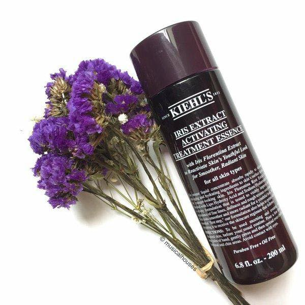 Nước thần Kiehl's Iris Extract Activating Essence