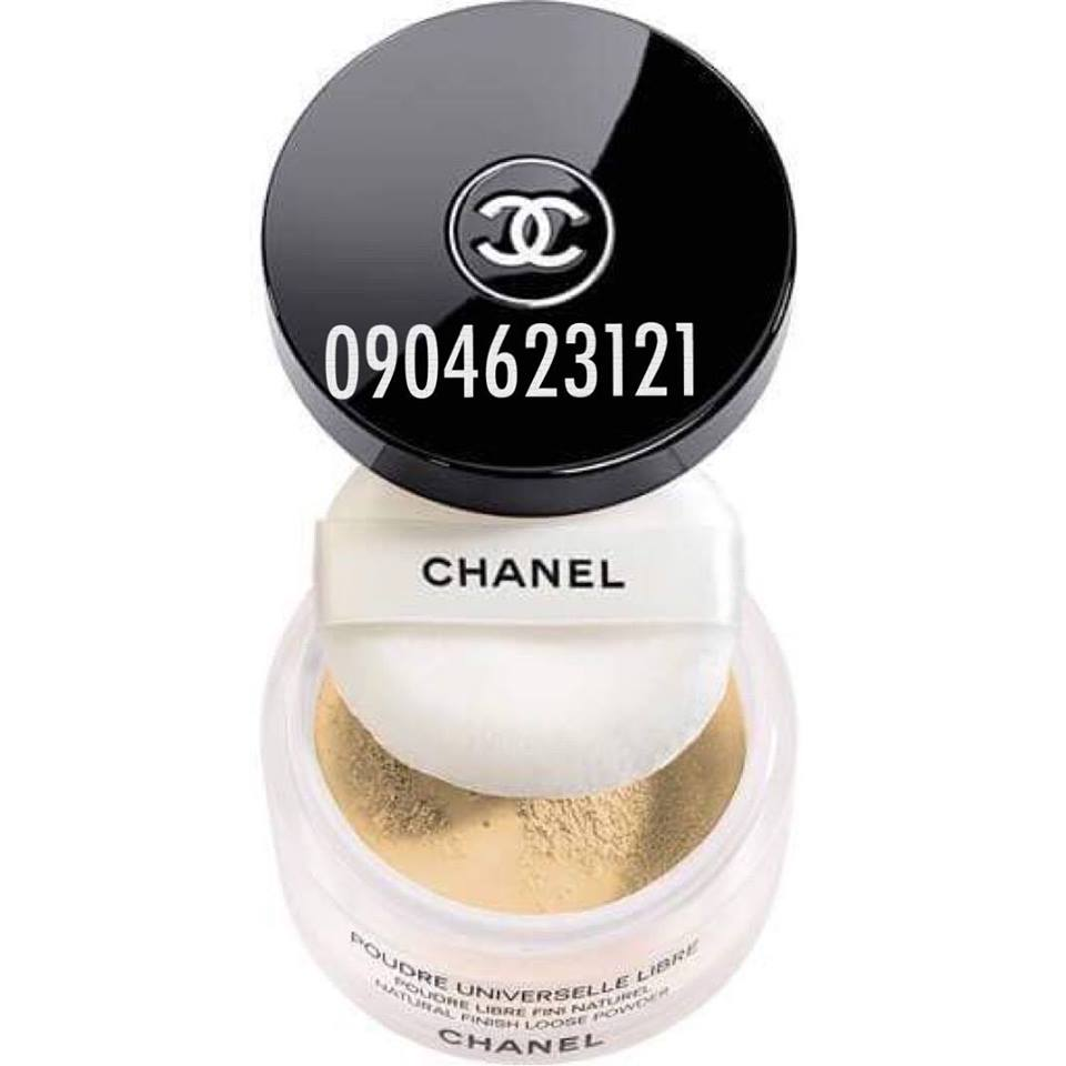 Phấn bột Chanel poudre universelle libre natural f