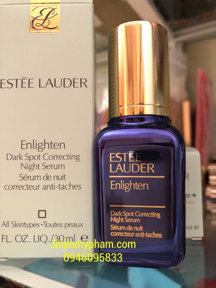 Estee Lauder Enlighten Dark Spot Correcting Night