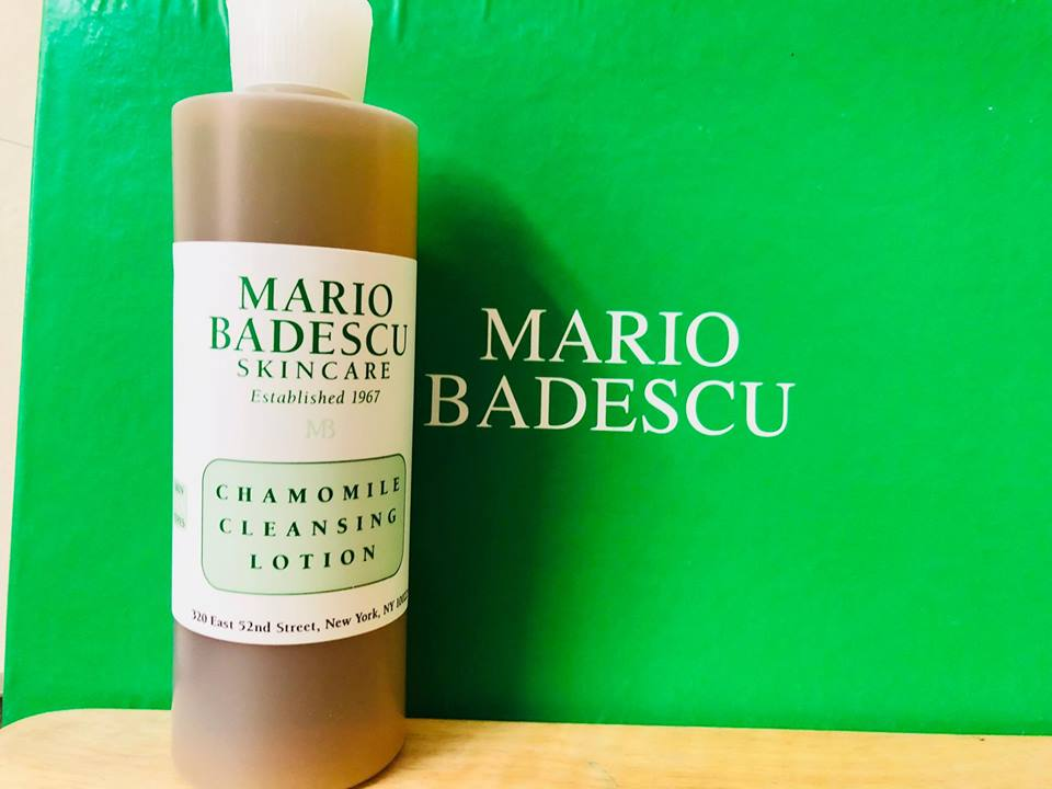 CHAMOMILE CLEANSING LOTION   Mario Badescu