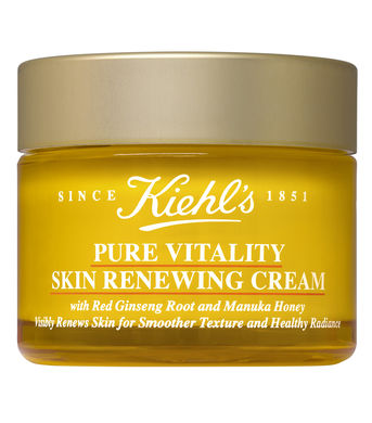 Pure Vitality Skin Renewing Cream kiehls